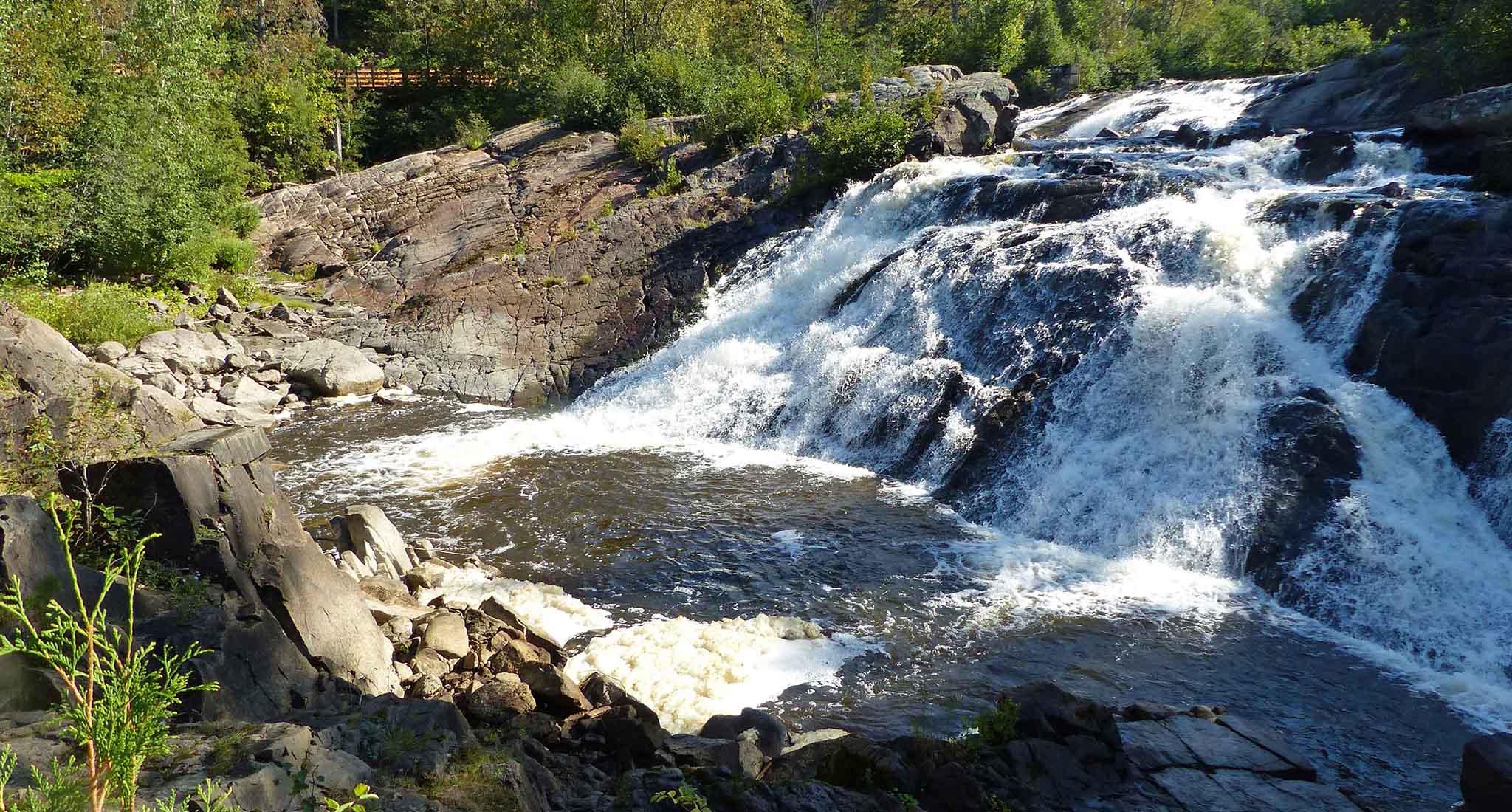 Chutes de la rivière du moulin
