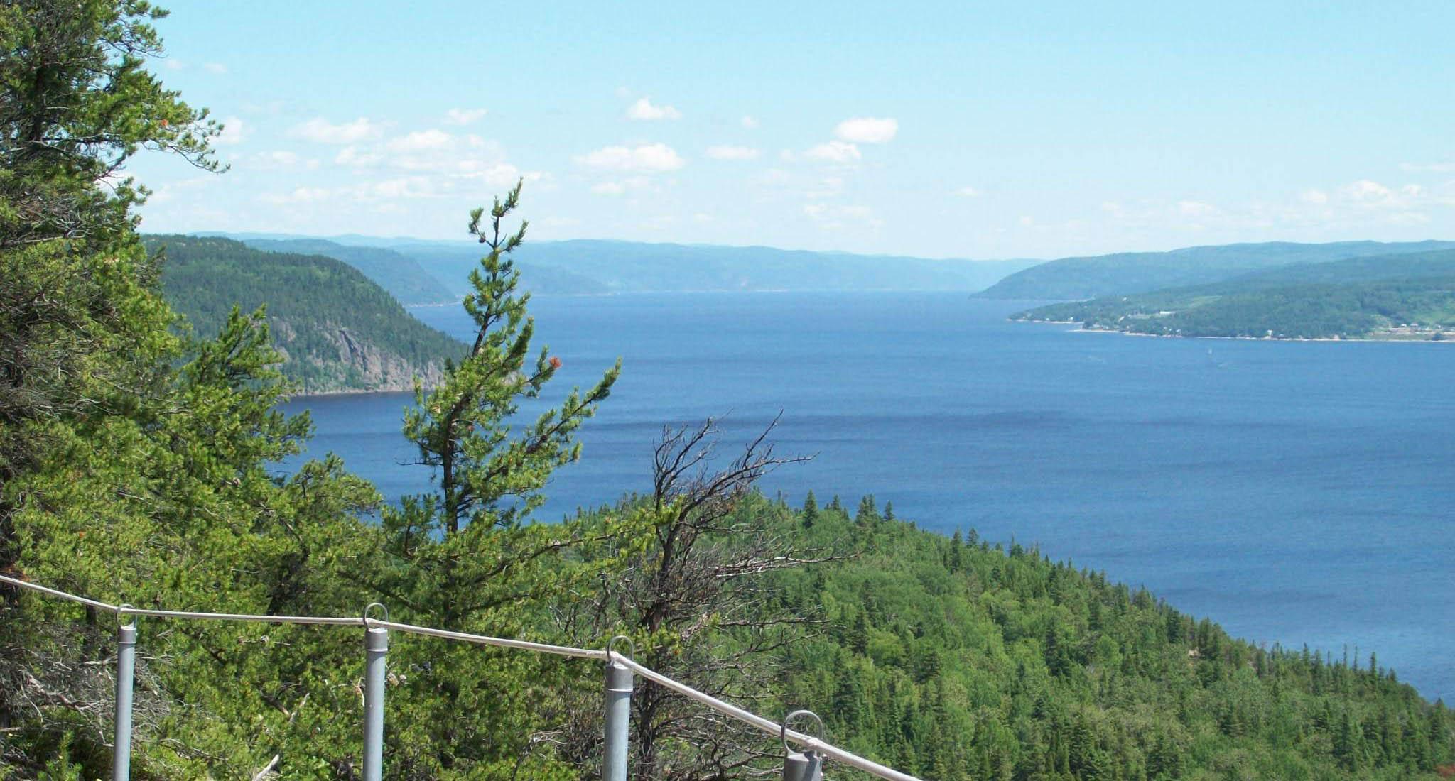 Panorama paysage magnifique